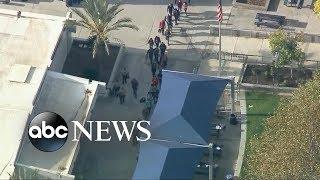 California school shooting latest, ousted ambassador impeachment hearing, Venice flooding   ABC News