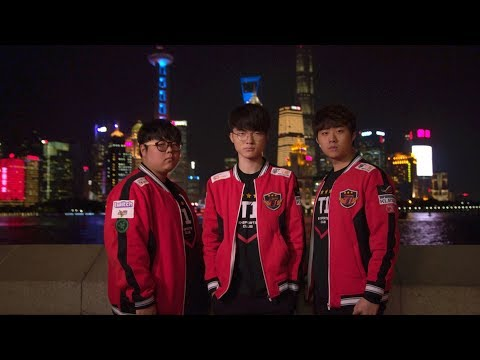 2017 World Championship Semifinals Opening Tease