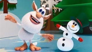 Буба - Все новогодние серии подряд - Мультфильм для детей