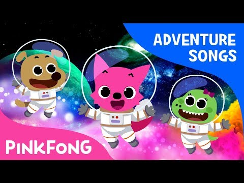 Outer Space Adventure | Adventure Songs | Pinkfong Songs for Children