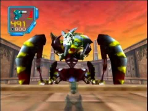 Jet Force Gemini Mizar 1 Any Race Gameplay Only Part 3 Of 3