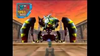 Jet Force Gemini - Mizar 1, any% race - gameplay only (Part 3 of 3) - April 16