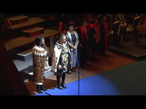 Graduation May 2017 - Wellington - Ceremony 1 | Massey University