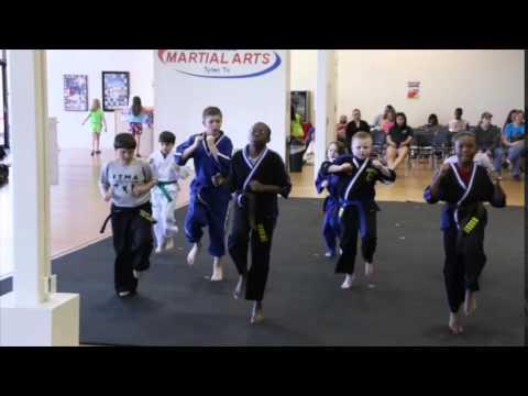 East Texas Martial Arts classes