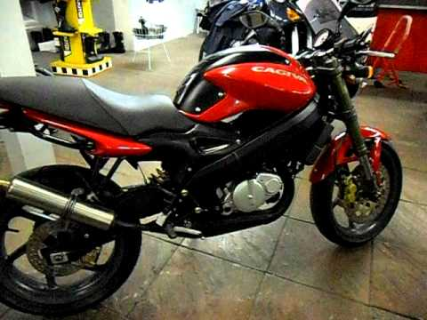 2008 Cagiva Raptor 125 for sale @ The Motorcycle Centre Belfast ...