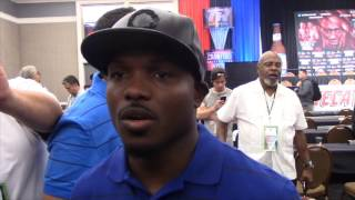 TIMOTHY BRADLEY ON SHAWN PORTER NAMING HIM AS HIS 'DREAM FIGHT' & GENNADY GOLOVKIN v KELL BROOK