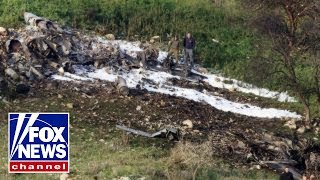 Israeli Air Force hits targets in Syria