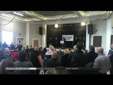 Colorado Springs Mayor John Suthers Announces Bid For Re-election