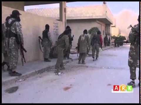 Fermandarekî hêzên pêşmergeyên Kurdistanê : 45% ji Kobanî hatiye rizgarkirin