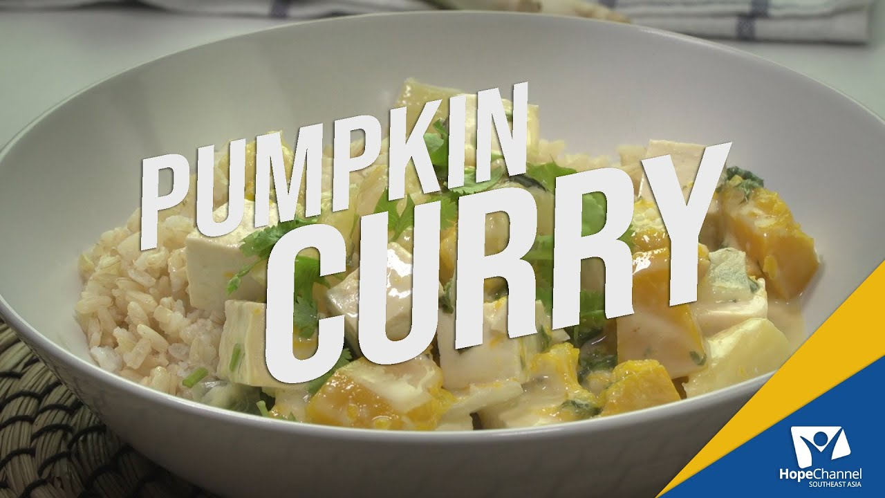 Vegetarian Pumpkin Curry | Ready, Set... Cook!