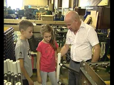 Процесс изготовления детских спортивных комплексов «Карусель» (репортаж ведут дети)из YouTube · Длительность: 3 мин6 с