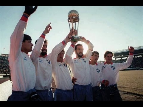 Club Nacional de Football Campeon del Mundo 1988