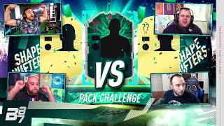 FIRST EVER PLAYER PICK CHALLENGE! w/ CASTRO, MARSHALL89 & PISTOLPETE! | FIFA 20 ULTIMATE TEAM