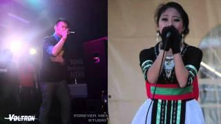 Tsis Muaj Lwm Tiam  Cover  - Pong Yang and Bee Lor