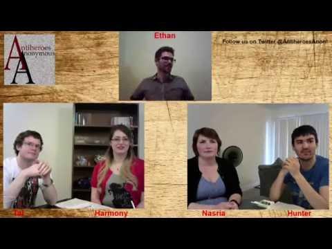Escape to Ravenmoor | Antiheroes Anonymous D&D Show Episode 2