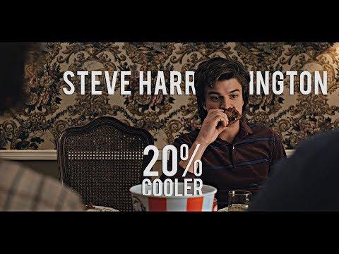 [ steve harrington || 20% cooler ]
