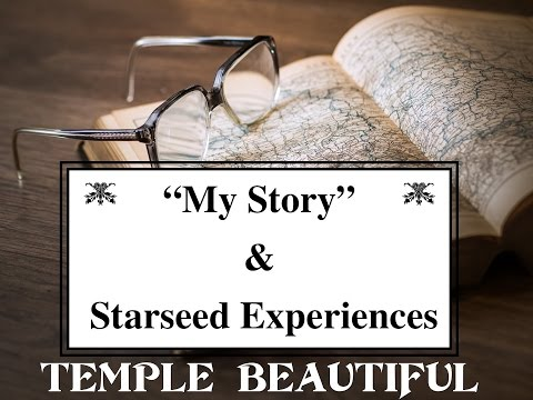 My Starseed Story // peaceful contact