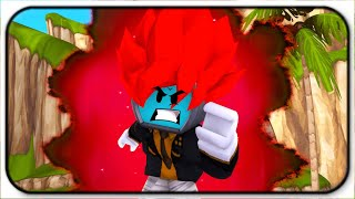 Le vrai simulateur saiyan Roblox Dragon Ball Rage
