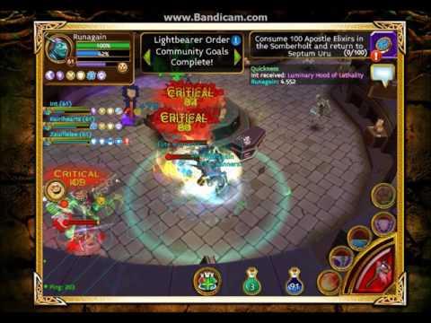 Arcane Legends I First Look Mausoleum VI I Thanks Int/Sorceress!