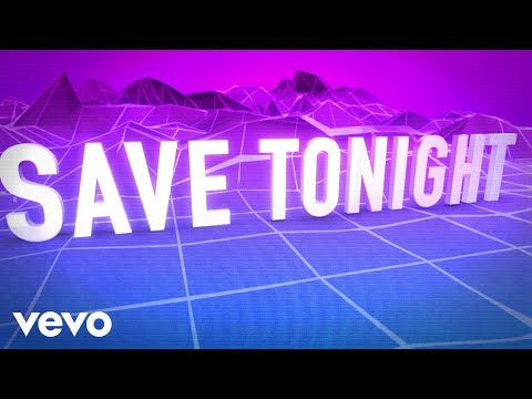 JAYDDYN - Save Tonight (Lyric Video) ft. Pearl Andersson