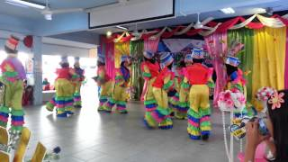 Hari Guru 2015 - Boria Sk Taman Maluri