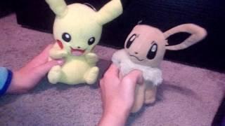 Pokemon juju on that beat( pikachu and eevee