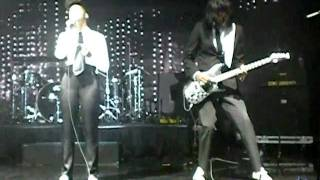Janelle Monae w/ Kellino Parker perform Smile live @ 2011 Indie Awards Toronto March 12 2011