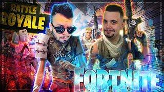 FORTNITE : Duo con Gabbo XL , Levateveeeeeeeee !