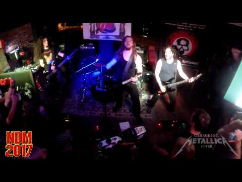 Natal Do Metal 2017 -  Garage Inc Metallica Cover (full show)