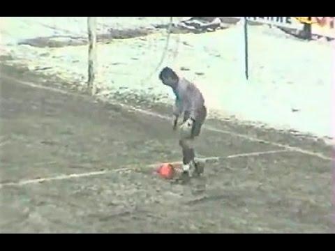 Gianluigi Buffon vs Russia 1997 ● Italy Debut ● 19 Years Old