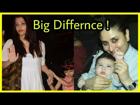 A big difference between Aishwarya rai bachchan and Kareena Kapoor Khan |Aishwarya rude attitude |