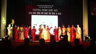 Làng lúa làng hoa_ ĐLS Hà nội 21.12.2012
