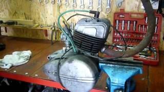 odpalanie silnika wsk 3 silnik wsk 125