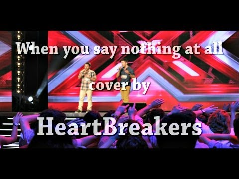 When You Say Nothing At All - Ronan Keating Cover [Heartbreakers R&M]
