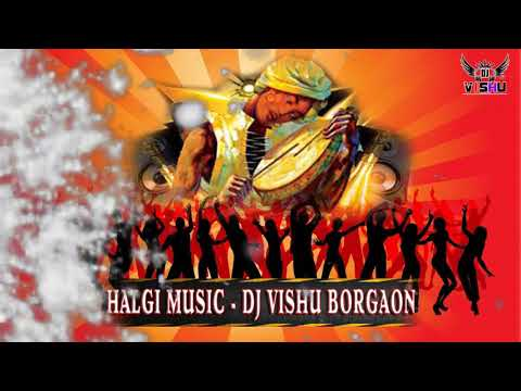 HALGI MUSIC Original   DJ VISHU BORGAON