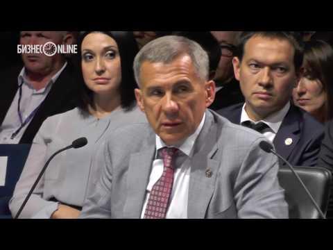 Минниханов отчитал Тыгина за недостаток диалога с предпринимателями Зеленодольска