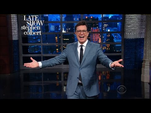 Stephen Reacts To Trump Calling Him A No-Talent Guy