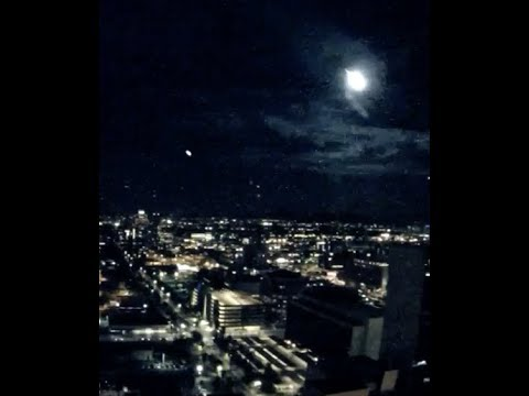 "Breaking: ""Phoenix Extraterrestrial Light"" Meteor, Fireball, UFO?"