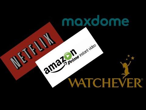 Amazon Prime Instant Video - VOD Review Serie 2015 Teil 1