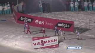 ノルディックスキー世界選手権2007札幌 女子個人スプリント 決勝