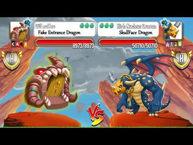 Dragon City - Random Fight + Exclusive Battles | Part 390 [Full Combat & Skills]