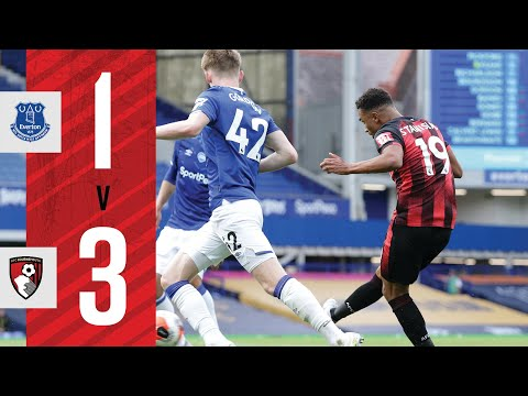 Final day win not enough | Everton 1-3 AFC Bournemouth