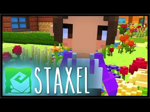 REVISITING STAXEL 2 YEARS LATER!! | Staxel (Full Release) #1