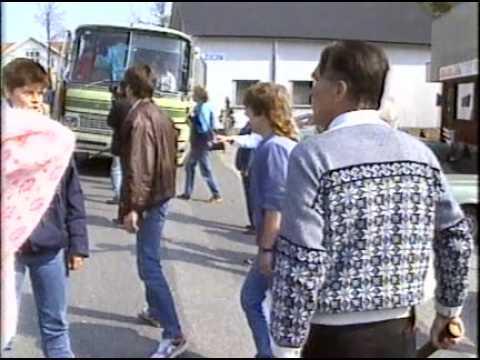 «Fevik-slaget» 1990, Arne Myrdal & FMI vs demonstranter.