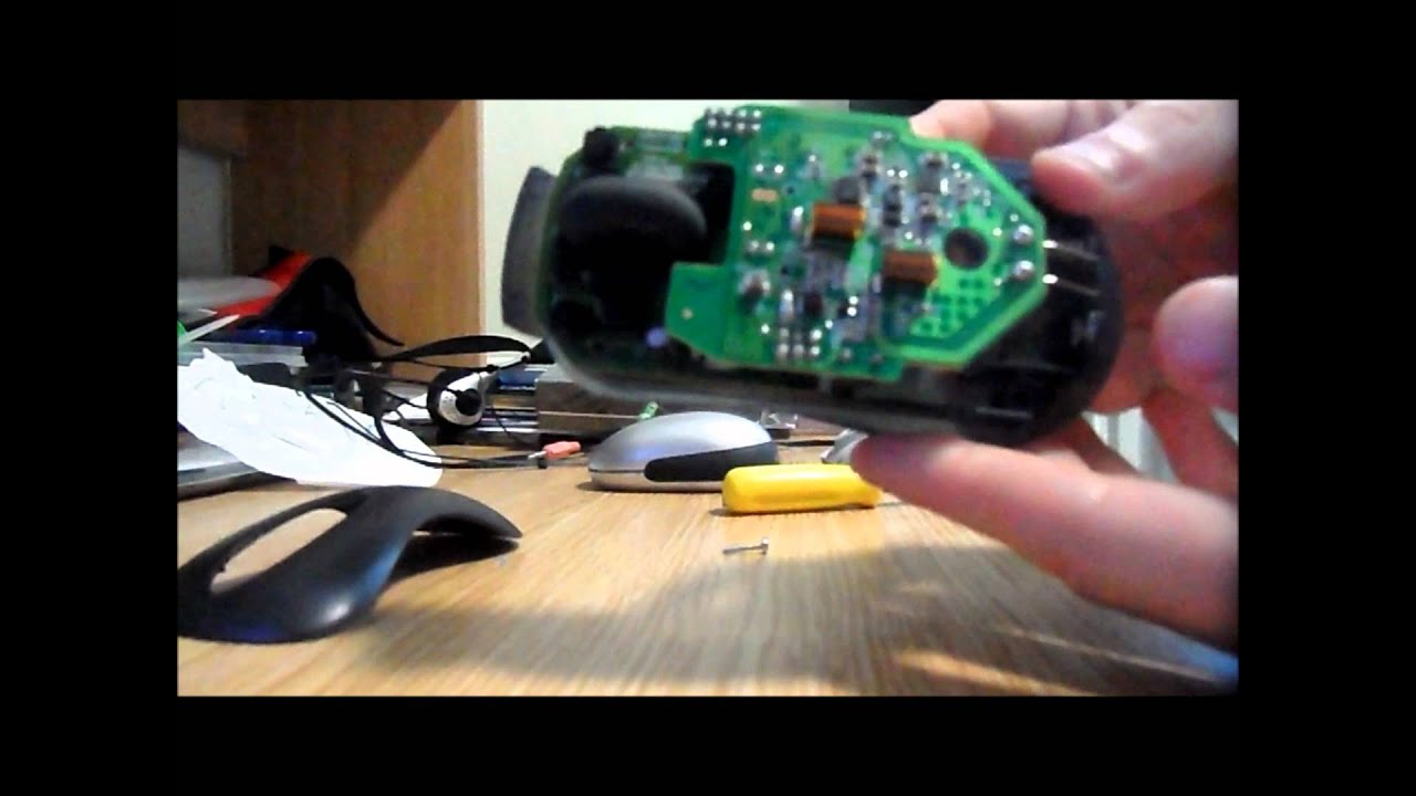 e9db358ace0 TUTORIAL: How to fix a Microsoft Mouse - YouTube