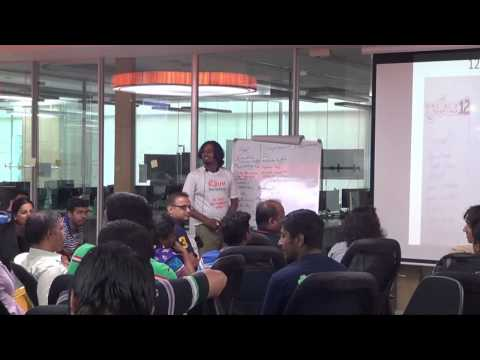 Scrum Bangalore 13  June 13 2015   Retrospective and Fun Events   at Prowareness