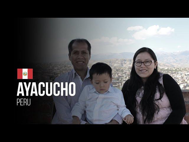 Uma Igreja Quechua - Peru