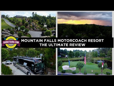 Mountain Falls Luxury Motorcoach Resort Review
