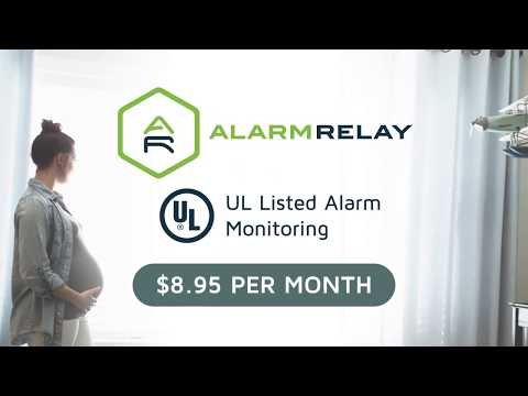 AlarmRelay - USE your security system & SWITCH your Alarm Monitoring