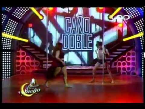 bailando doble
